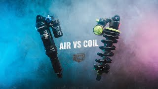 What's best? Coil vs air shocks. Today we're back at the pseudo-science to help you decide if you should run a coil or air shock on your mountain bike. One is ...
