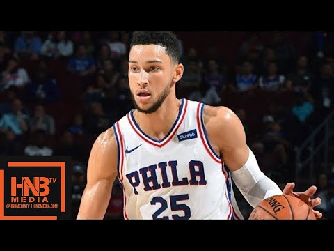 Philadelphia 76ers vs Portland Trail Blazers Full Game Highlights / Week 11 / Dec 28