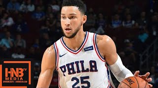 Philadelphia 76ers vs Portland Trail Blazers Full Game Highlights / Week 11 / Dec 28