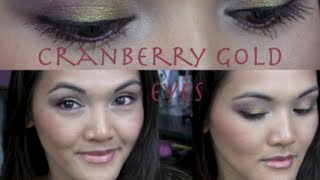 Cranberry Gold Eyes Thumbnail