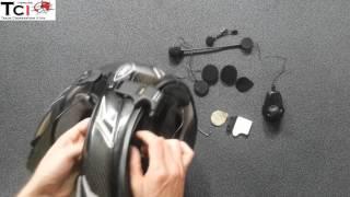 видео Мотогарнитура Sena SMH5-UNIV (интерком до 400 м.)