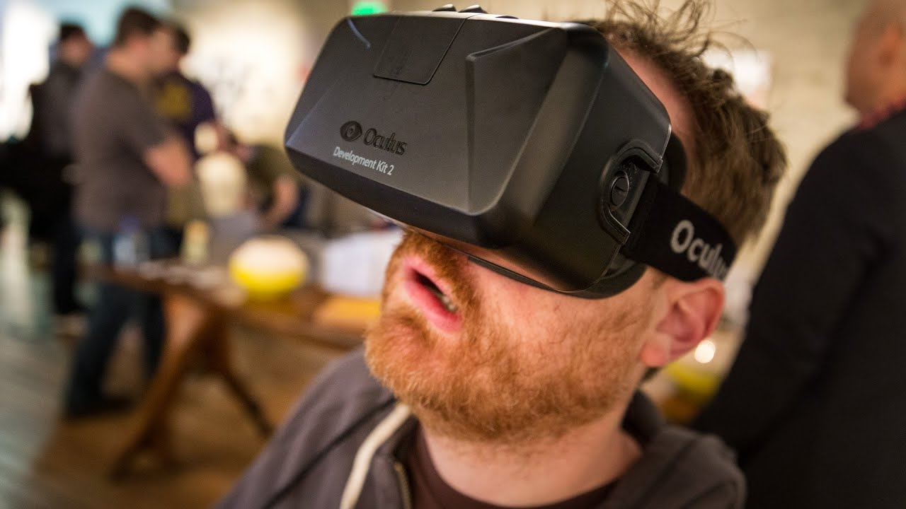 Hands-On Oculus Rift Development Kit 2 Virtual Reality -7776