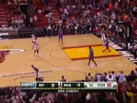 Miami Heat 2010-2011 the entire season Lebron James and Dwyane Wade (15 minutes of RARE footage)