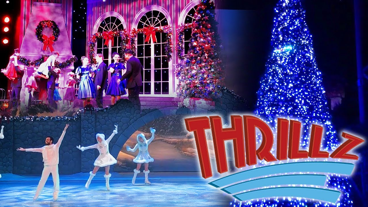 Christmas On Ice More Christmas Shows At Busch Gardens
