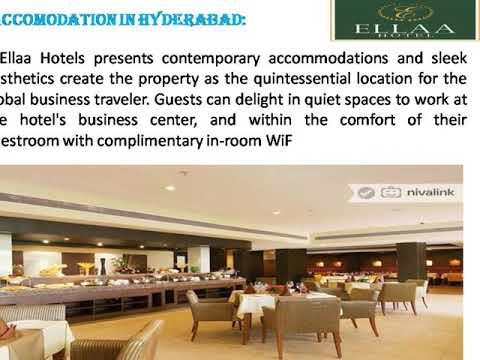 Accomodation In Hyderabad & Best Restaurant In Gachibowli