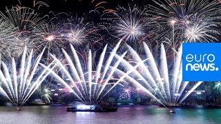Happy New Year Hong Kong