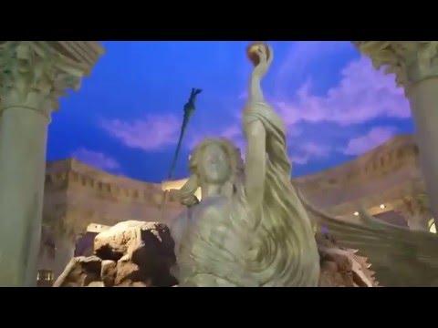 Caesars Palace Greek Gods