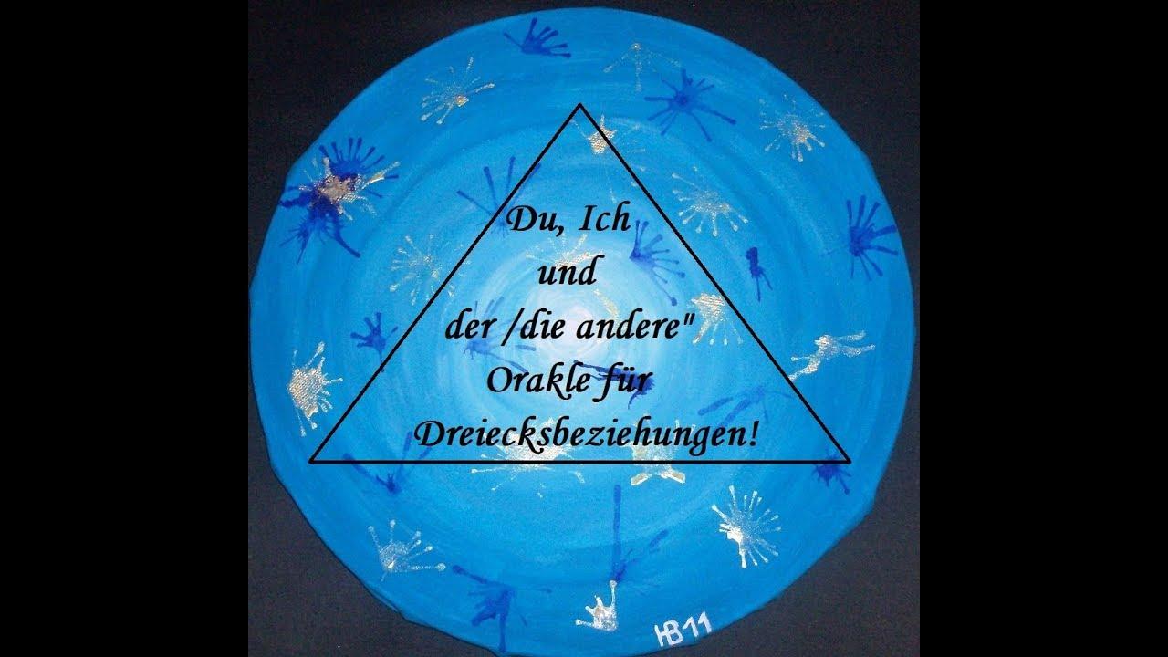 Was ist eine Dreiecksbeziehung?