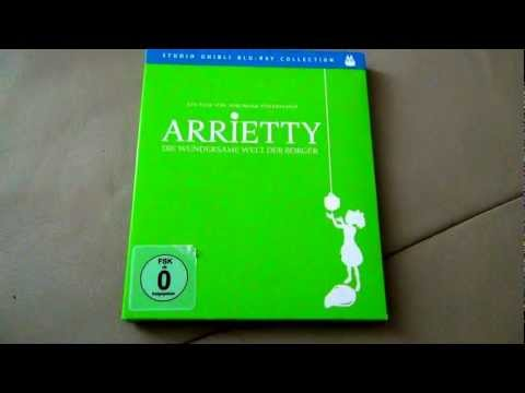Arrietty - Die wundersame Welt der Borger - Blu Ray from YouTube · Duration:  1 minutes 9 seconds