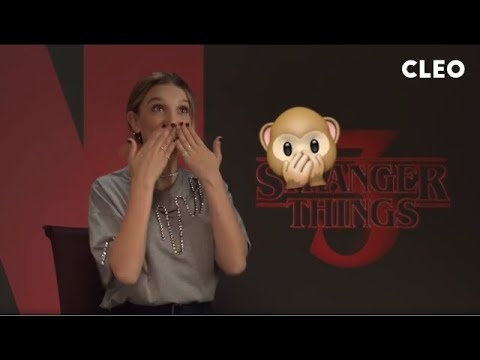 Millie Bobby Brown Tells Us What To Expect on Stranger Things Season 3! | CLEO Chats | CLEO Malaysia