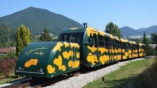 Schneebergbahn (Puchberg) - Zahnradbahn - Salamander - Dampfzug - Steam engine Austria