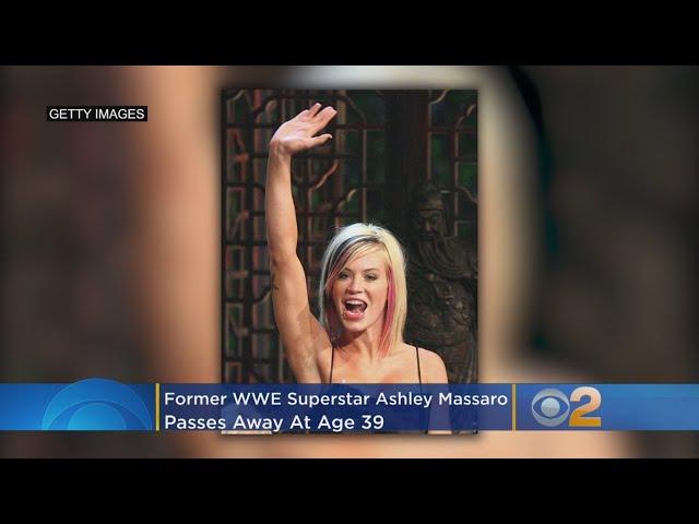 Former WWE Superstar Ashley Massaro Dies At 39
