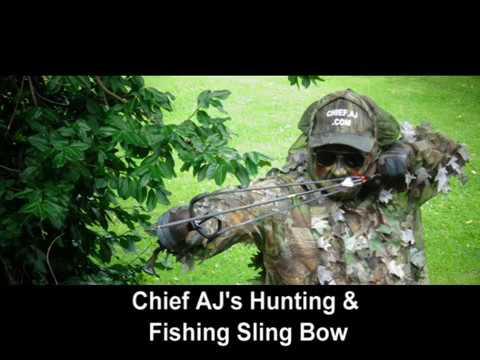 Chief AJ's Hunting & Fishing Bow