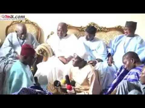 Témoignage du khalifa général des tidianes sur serigne Fallou Mbacké
