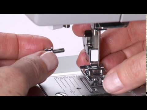 SINGER Circular Stitch Attachment Tutorial YouTube Enchanting Who Makes Singer Sewing Machines Now