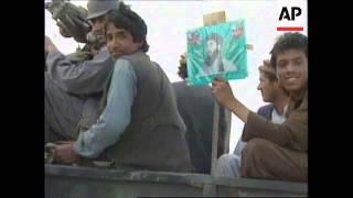 AFGHANISTAN: NEW PRIME MINISTER GULBUDDIN HEKMATYAR SWORN IN