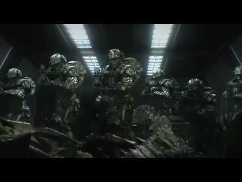Starship Troopers:  Invasion (2012) Trailer