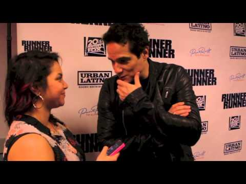 UptownCollective.com - Yul Vazquez Exclusive Interview for Private Screening of