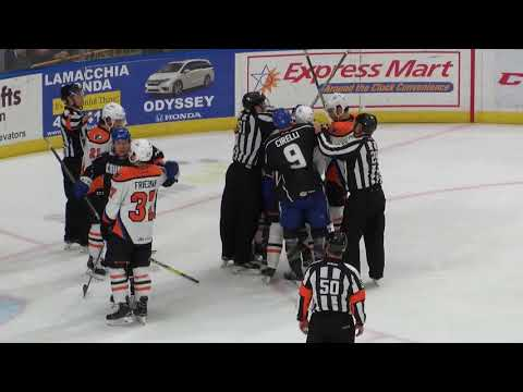 Syracuse Crunch reaches new heights as Michael Bournival scores twice to beat Lehigh Valley