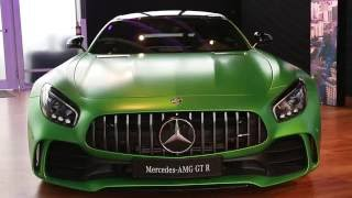 2017 Mercedes-AMG GT R First Look - 2016 Monterey Car Week