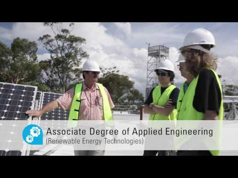 Associate Degree of Applied Engineering (Renewable Energy Technologies) 3