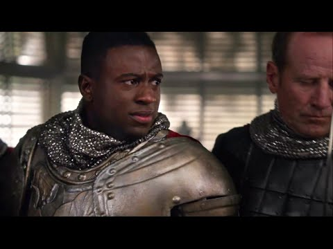 "Lancelot: ""Guinevere, We Can Break This Spell"" (Once Upon A Time S5E4)"