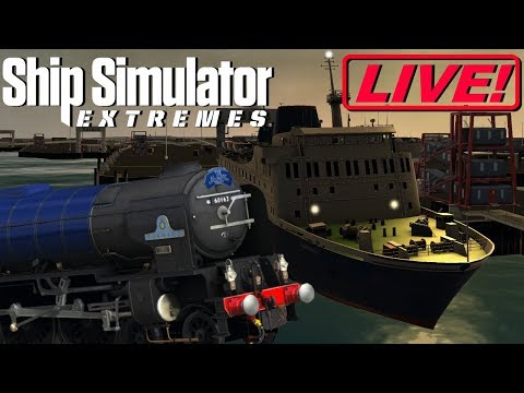 Ship Simulator Extremes - Tornado Is Coming Home! (LIVE!)