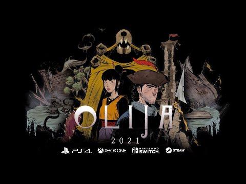 Olija - Sets Sail in 2021