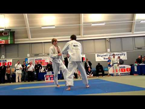 London Senior Judo Open 2011 - U60 Final