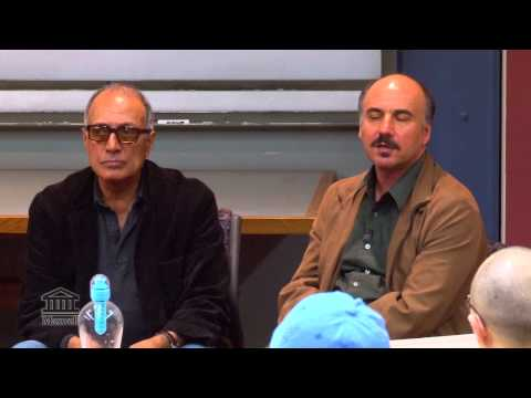 Open Conversation with Abbas Kiarostami