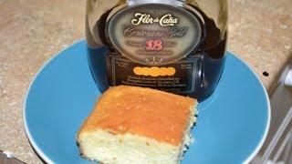 Sopa Borracha Nicaraguense. Rum Cake