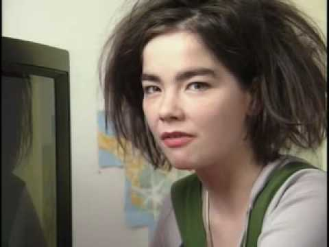 Bjork Explaining Television Is Everything You'd Imagine Bjork Explaining Television to Be