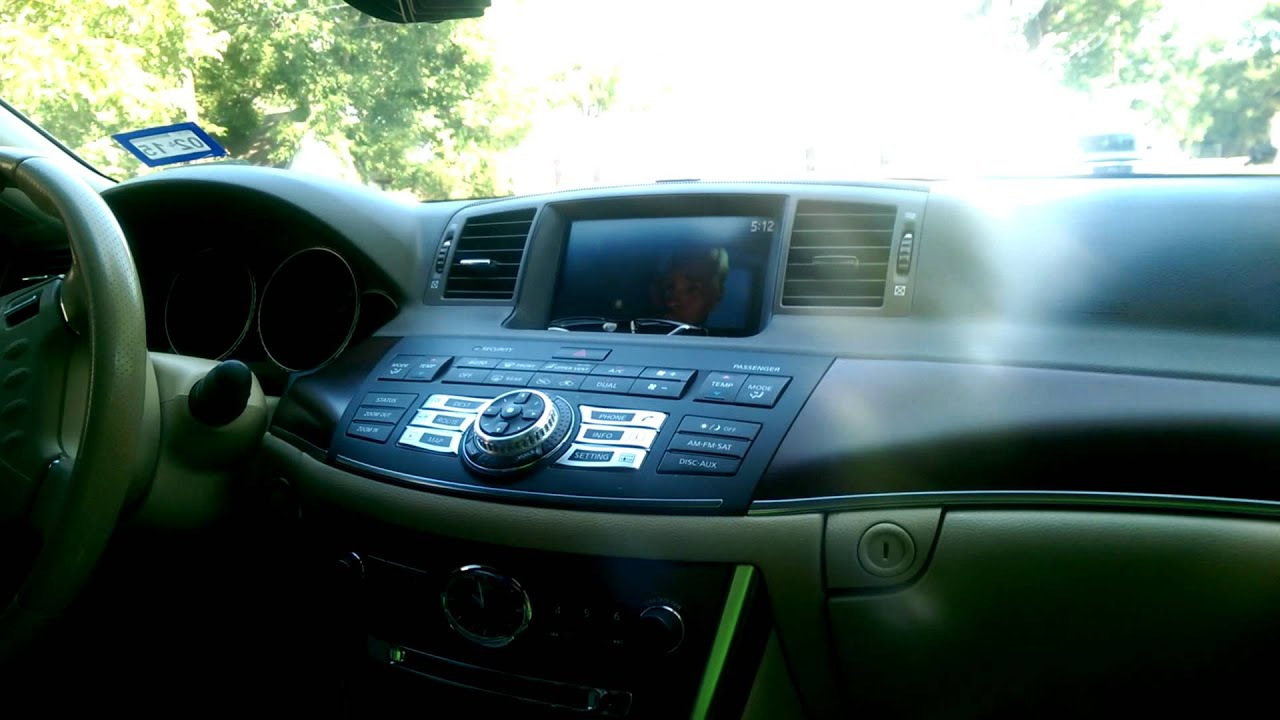 Video bypass in 2008 infiniti m35 w navigation youtube video bypass in 2008 infiniti m35 w navigation vanachro Choice Image
