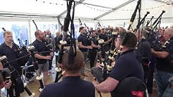 Worlds 2018 - Vale of Atholl Pipe Band - MSR at the National Piping Centre