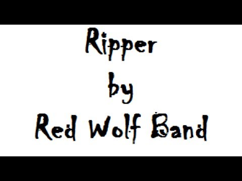 Ripper  Red Wolf Band  at 89 North Music Venue 6417