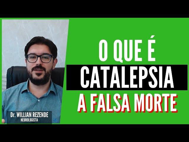 Catalepsia - O Que é Catalepsia