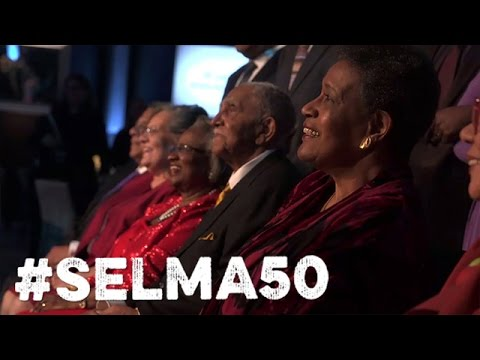14 Civil Rights Legends Who Paved the Way for Us All | #Selma50 | Oprah Winfrey Network