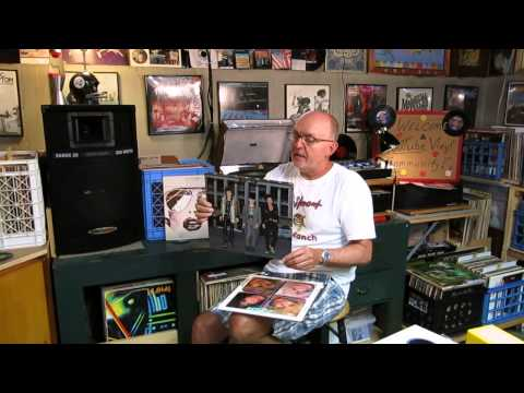 Curtis Collects Vinyl Records: Prism - doing Take me Away