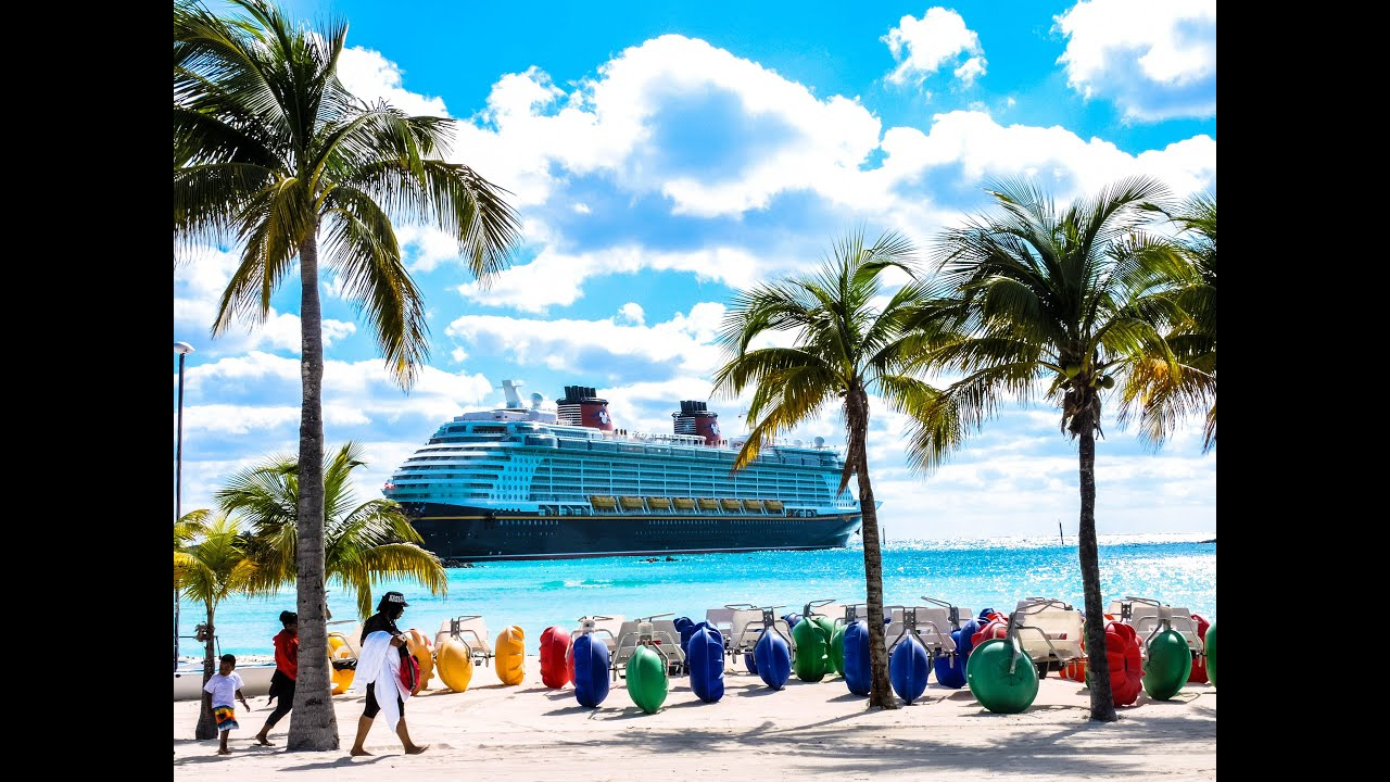 6 Cruise Line Private Caribbean Islands or Beaches - It's ... |Castaway Cay Disney Cruise Line