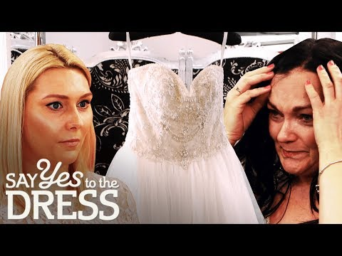 The Most Stressful Bridal Fittings | Say Yes To The Dress UK. http://bit.ly/2JHxj9e