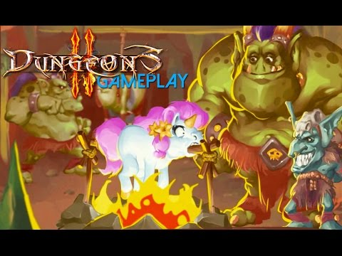 Dungeons 2: A Game of Winter Campaign Walkthrough Gameplay