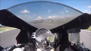 Denis 145 Equipe Moto Track Interlagos ELB CBR 1000RR 01/05/2017