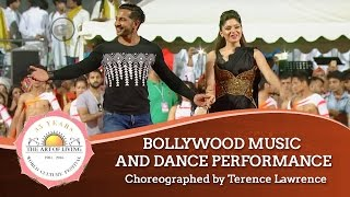 Bollywood Music and Dance performance, India | World Culture Festival 2016