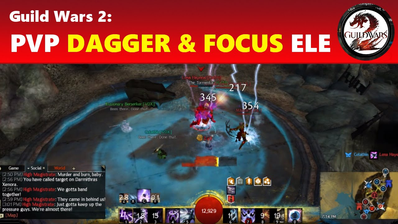 guild wars 2 how to get cloak and dagger
