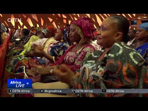 West African First Ladies discuss ways to prevent child exploitation