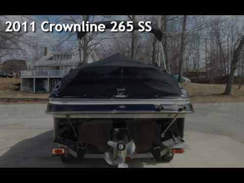 2011 Crownline 265 SS for sale in Angola, IN