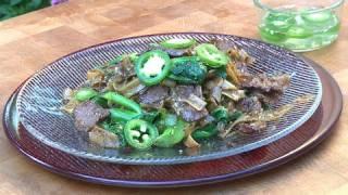 Thai Food - Pad See Ew