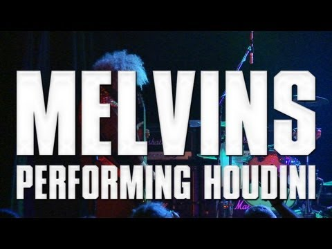 Melvins playing Houdini (Whole Album) at Festsaal Kreuzberg 2013
