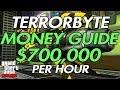GTA ONLINE CLIENT JOB MONEY GUIDE 700 000 PER HOUR mp3