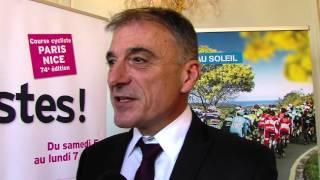 Sport : le département accueillera à nouveau le Paris-Nice